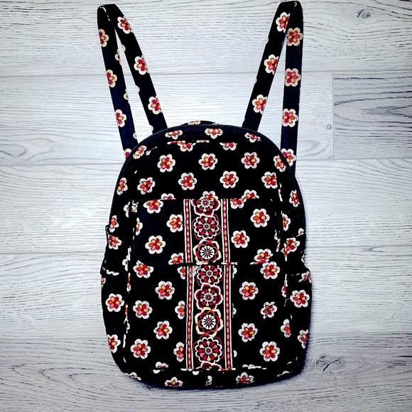 Vera Bradley Backpack - Pirouette Small Travel